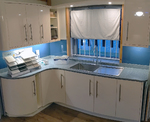 Showroom Kitchen